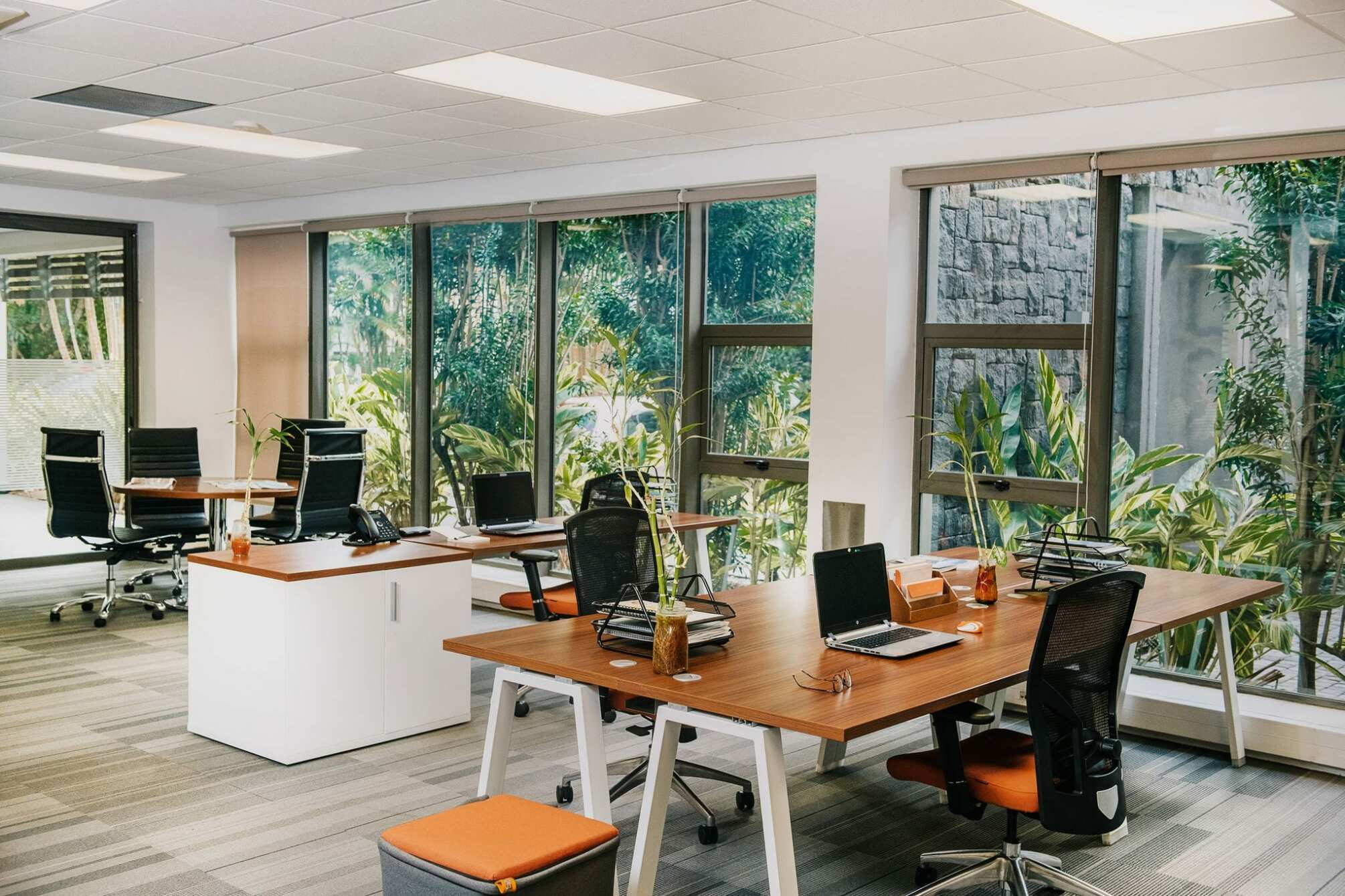 offices in moka, enl house, work in moka, iso 50001, building certification
